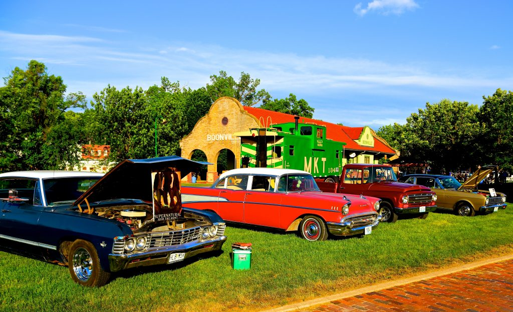Classic Cars, including a certain Impala!